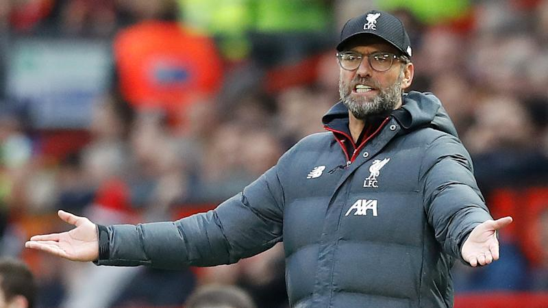 Liverpool title 'inevitable'? Klopp doesn't know the meaning of the word
