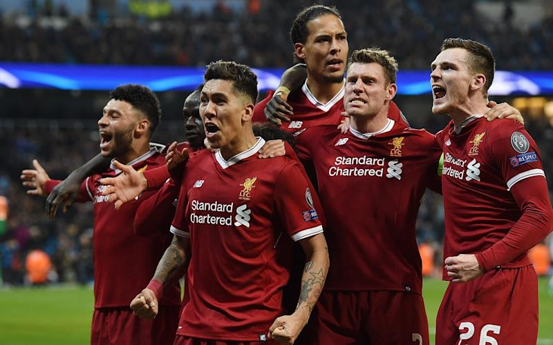 Liverpool have produced some irresistible football this season and are now on the brink of reaching an eighth European Cup final - Liverpool FC