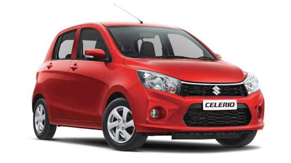 2021 Maruti Suzuki Celerio spotted testing again; new details revealed