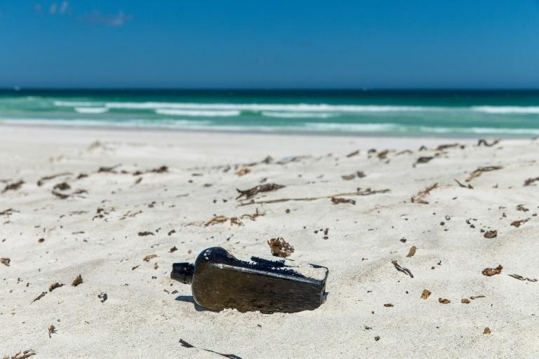 It took weeks of sleuthing to verify the unusual find as the world's oldest known message in a bottle