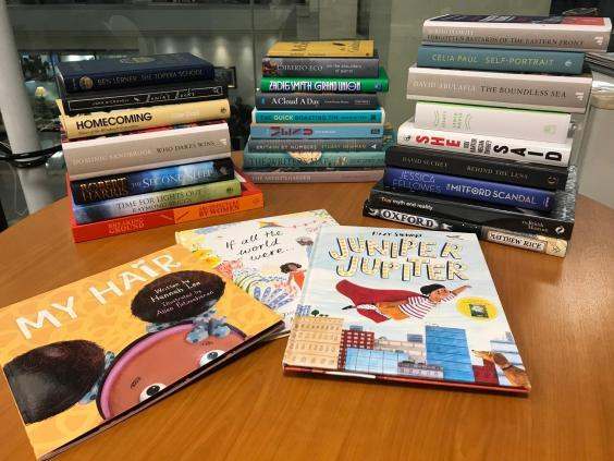 Enjoy books for all ages, hand-picked by our literary buffs