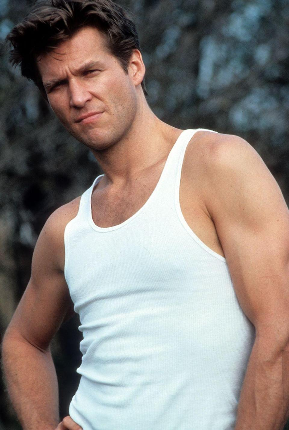 <p>From his very first acting appearance at the age of two to landing his first Oscar nomination at 22, you could say Bridges was born to be in the spotlight.</p>