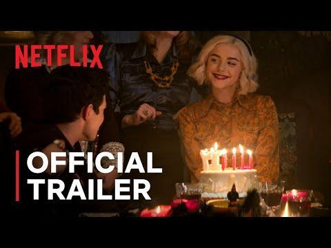 """<p>Luckily for us, we're getting two seasons of <a href=""""https://www.seventeen.com/celebrity/movies-tv/a30617768/netflix-chilling-adventures-of-sabrina-season-4/"""" rel=""""nofollow noopener"""" target=""""_blank"""" data-ylk=""""slk:Chilling Adventures of Sabrina in 2020"""" class=""""link rapid-noclick-resp""""><em>Chilling Adventures of Sabrina </em>in 2020</a>. Sadly, <a href=""""https://www.seventeen.com/celebrity/movies-tv/a33262162/netflix-chilling-adventures-of-sabrina-cancelled/"""" rel=""""nofollow noopener"""" target=""""_blank"""" data-ylk=""""slk:it also means the end of the series"""" class=""""link rapid-noclick-resp"""">it also means the end of the series</a>. Just as it finally found its footing, the show is saying goodby. Sabrina is now facing her toughest foes yet. <em>CAOS</em> is certainly getting the final sendoff it so rightfully deserves and while it's unfortunate to see it go, at least it gave us something magical to look forward to these last few years.</p><p><a class=""""link rapid-noclick-resp"""" href=""""https://www.netflix.com/title/80223989"""" rel=""""nofollow noopener"""" target=""""_blank"""" data-ylk=""""slk:Watch Now"""">Watch Now</a></p><p><a href=""""https://www.youtube.com/watch?v=gENO66DUgaQ"""" rel=""""nofollow noopener"""" target=""""_blank"""" data-ylk=""""slk:See the original post on Youtube"""" class=""""link rapid-noclick-resp"""">See the original post on Youtube</a></p>"""