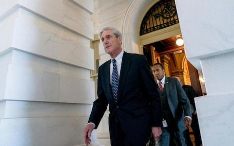 <span>Former FBI director and special counsel Robert Mueller has headed the probe into Russian interference in the 2016 Trump campaign </span> <span>Credit: AP Photo/Andrew Harnik </span>