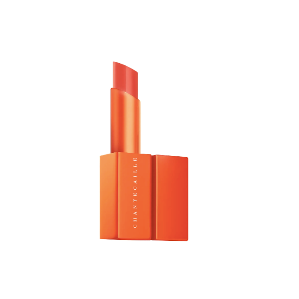 """Beautiful packaging aside, Chantacaille's lip chic hydrates my lips while delivering a generous amount of color in one swipe. I would describe Capucine as a bright, tangerine, with slightly pinkish undertones, that pairs perfect with rosy, sun-kissed cheeks.. For those who want the feel of a supple balm with the richness of a lipstick look no further. – <em>M.O.</em> $48, Nordstrom. <a href=""""https://www.nordstrom.com/s/chantecaille-capucine-lip-chic-limited-edition/6088483"""" rel=""""nofollow noopener"""" target=""""_blank"""" data-ylk=""""slk:Get it now!"""" class=""""link rapid-noclick-resp"""">Get it now!</a>"""