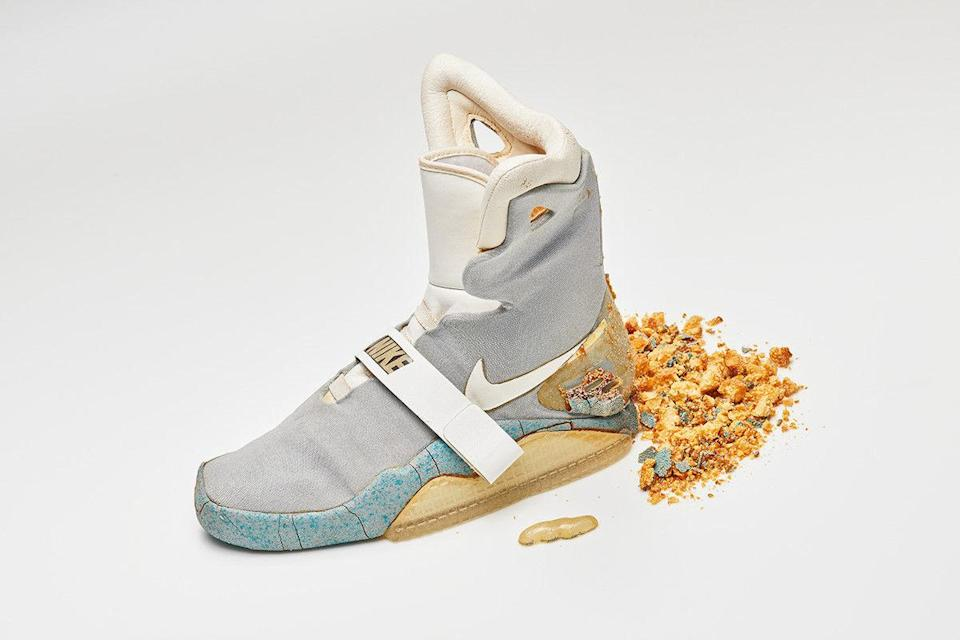 Nike Air Mag from Back To The Future II (Credit: eBay)