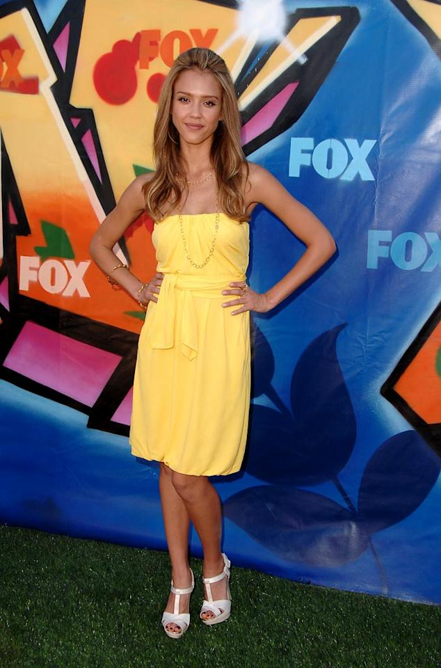 """Single men picked Jessica Alba as the single celebrity female they would most want to date. The """"Fantastic Four"""" star certainly has a fantastic following. Steve Granitz/<a href=""""http://www.wireimage.com"""" target=""""new"""">WireImage.com</a> - August 26, 2007"""