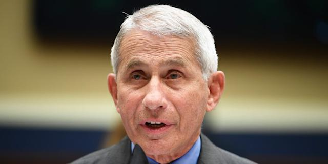 'Political disaster for Biden': Fauci's prediction that Covid won't be beaten until 'Spring 2022' met with horror, even at CNN