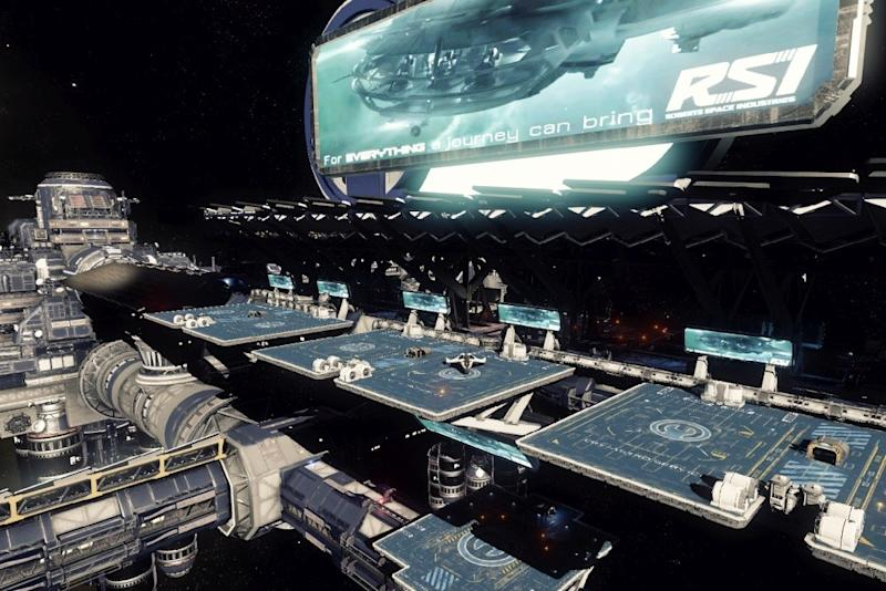 'Star Citizen' suffers crowdfunding blow from LA district attorney