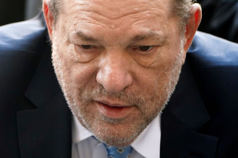 Weinstein moved to Rikers Island jail after 10-day hospital stay