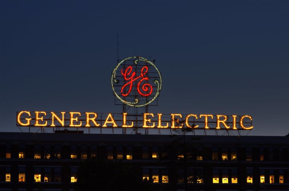 """<b>6. GE // +2% // $43,682 $m</b> <br><br>As was the case before the dot com bubble, the promise of emergent technologies can sometimes feel a bit vague. As the market swooned over social networks, the mobile media revolution, and the all-knowing cloud, GE pulled the ultimate trump card. <br><br>In 2012, the brand launched GE Works, an integrated communications platform. With gripping imagery and stories of meaningful human outcomes, the campaign reasserted the brand as the world's maker of """"real"""" things — from job creation in the manufacturing sector to advanced healthcare technologies, GE's focus has been squarely on asserting its global leadership role. <br><b><br> MORE RELATED TO THIS STORY </b><br> —<span><a href=""""http://ca.finance.yahoo.com/photos/top-10-countries-with-best-banking-experience-1348654846-slideshow/"""" data-ylk=""""slk:Which nation loves its banks more than any other?;outcm:mb_qualified_link;_E:mb_qualified_link;ct:story;"""" class=""""link rapid-noclick-resp yahoo-link"""">Which nation loves its banks more than any other?</a><br> —<a href=""""http://ca.finance.yahoo.com/photos/the-cars-billionaires-drive-slideshow/"""" data-ylk=""""slk:Photos: The cars billionaires drive;outcm:mb_qualified_link;_E:mb_qualified_link;ct:story;"""" class=""""link rapid-noclick-resp yahoo-link"""">Photos: The cars billionaires drive</a><br> —<a href=""""http://www.interbrand.com/en/best-global-brands/2012/Best-Global-Brands-2012-Brand-View.aspx"""" rel=""""nofollow noopener"""" target=""""_blank"""" data-ylk=""""slk:Interbrand's Best Global Brands 2012"""" class=""""link rapid-noclick-resp"""">Interbrand's Best Global Brands 2012</a><br></span>"""