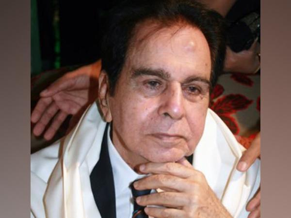 Late actor Dilip Kumar (Image source: Twitter)