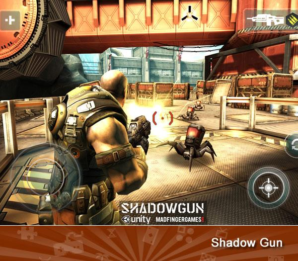 """<p class=""""MsoNormal"""">SHADOWGUN -- Wish you could play Gears of War on an iPhone? You pretty much can thanks to this jaw-dropping cover-based shooter, which boasts crisp 3D graphics powered by the award-winning Unity engine.</p> (<a href=""""https://search.yahoo.com/search?p=ShadowGun&fr=games-flipbook&ygmasrchbtn=Web+Searchcs=bz?"""">Search</a>)"""