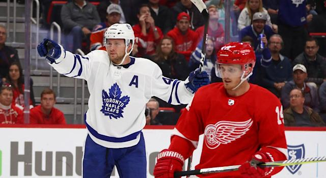 Bobby Orr has never had a five-game start like Morgan Rielly.(Getty)