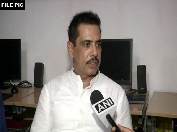 Robert Vadra (File Photo/ANI)