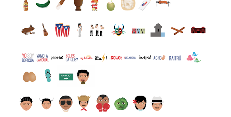 These Are the Latino Emojis That We've Been Waiting For