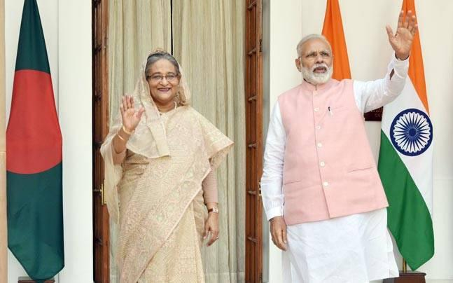 India-Bangladesh ink 22 pacts; PM Modi assures early solution on Teesta