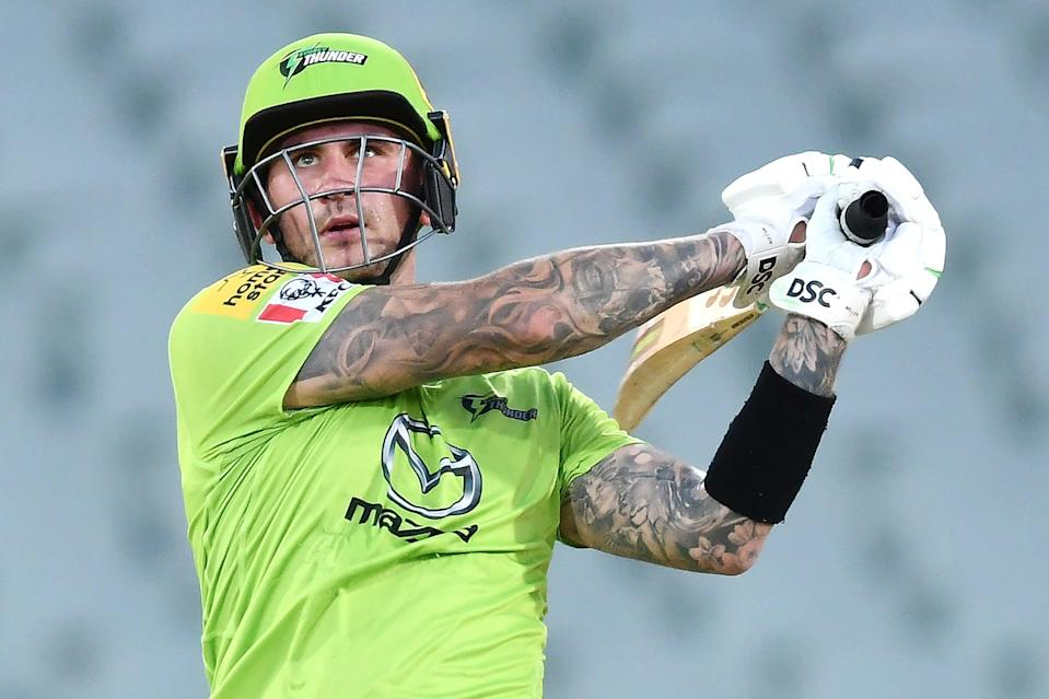 <p>Alex Hales will not play for England in the forthcoming T20 series in India</p> (Getty Images)