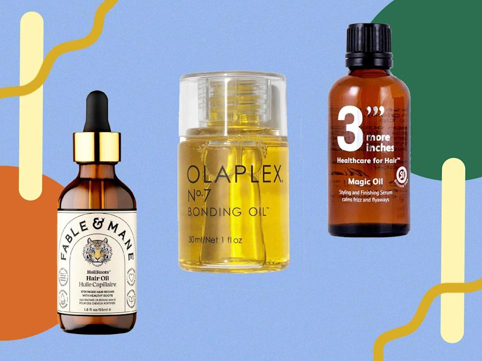 <p>If you've been avoiding a hair oil through fear of being left with greasy locks, allow our round-up to change your mind</p> (The Independent)