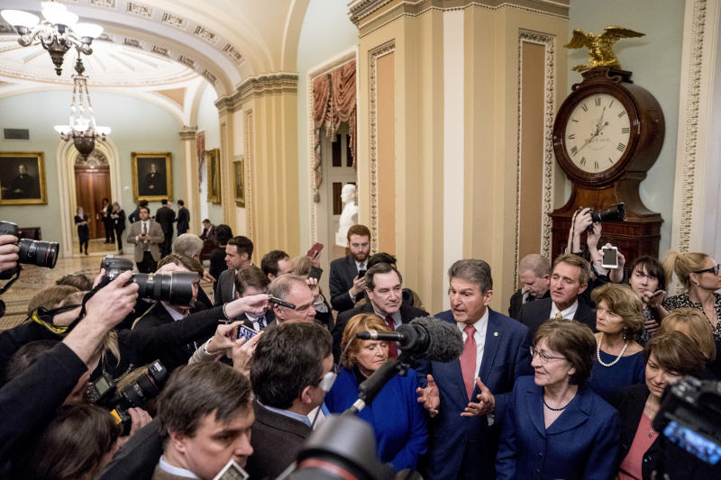 What's in, and not in, deal ending the government shutdown