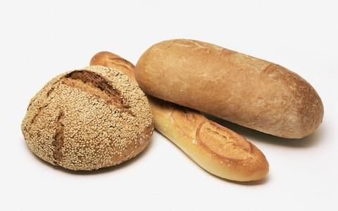 Bread - Credit: Getty Images