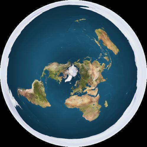 Are Flat-Earthers Being Serious?