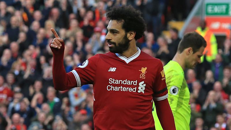 All eyes on Mo - Klopp told Liverpool they could train naked because of Salah