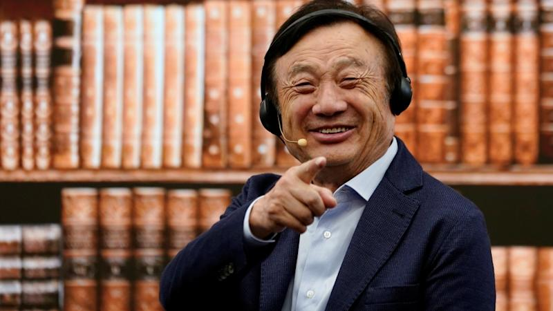 Huawei's Ren Zhengfei ready to sell 5G tech to a Western buyer to help create rival, level playing field