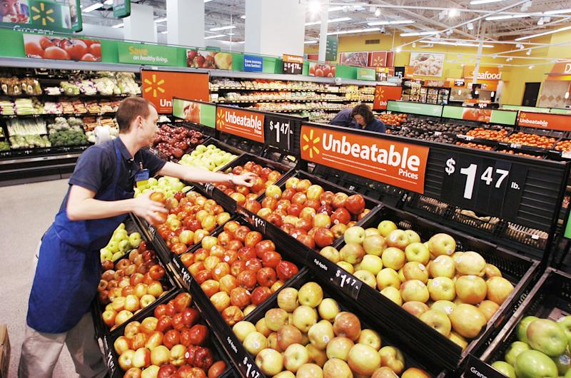Walmart's online same-day grocery ready for prime