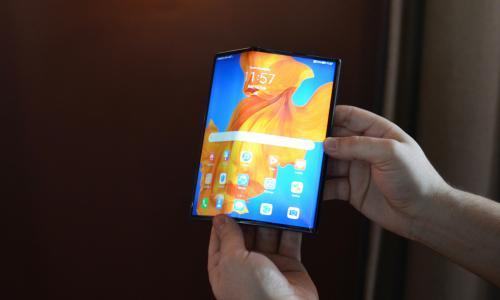 Mate Xs: Huawei launches latest version of folding smartphone
