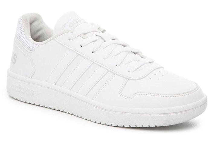 adidas, hoops, 2.0, sneakers, white