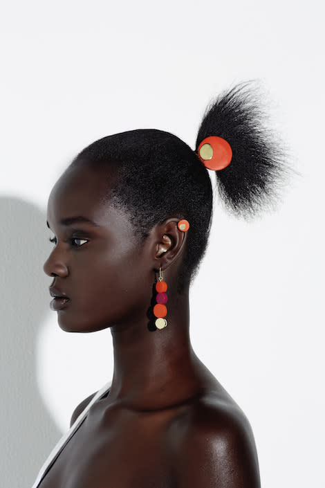 Duckie Thot Natural Hair