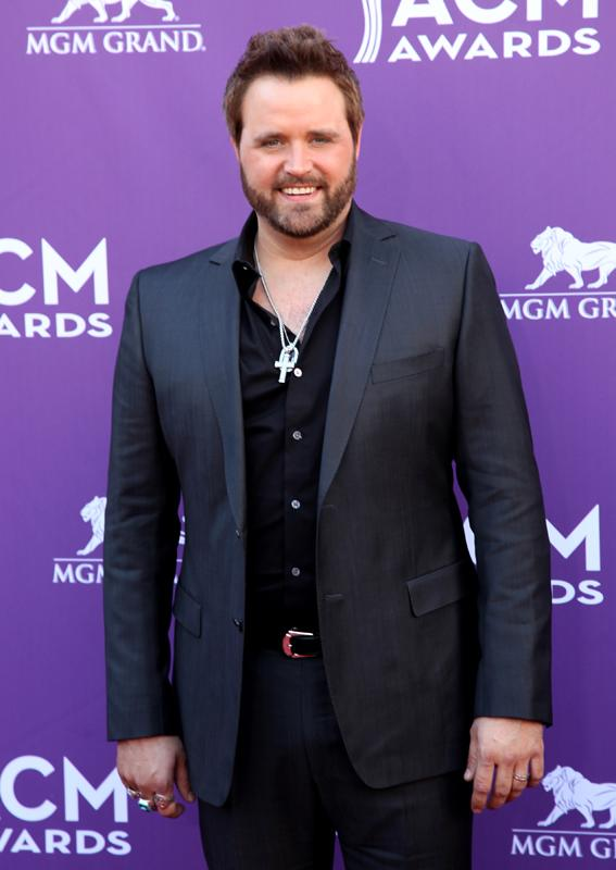 RANDY HOUSER, Live from the RAM Red Carpet, 47th Annual ACM Awards, Las Vegas, NV