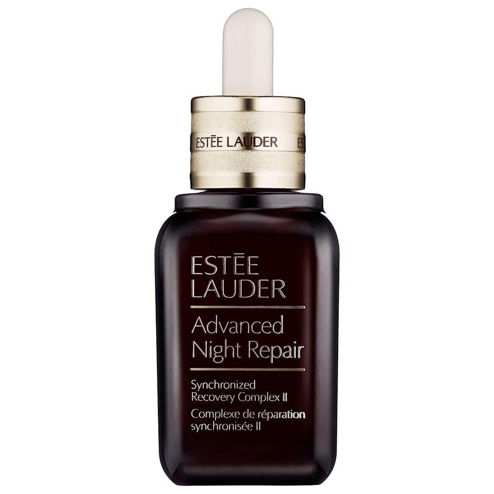 """<p><strong>ESTEE LAUDER Advanced Night Repair Synchronized Recovery Complex II</strong></p><p>sephora.com</p><p><strong>$103.00</strong></p><p><a href=""""https://go.redirectingat.com?id=74968X1596630&url=https%3A%2F%2Fwww.sephora.com%2Fproduct%2Fadvanced-night-repair-synchronized-recovery-complex-ii-P379994&sref=https%3A%2F%2Fwww.harpersbazaar.com%2Fbeauty%2Fskin-care%2Fg19738338%2Fbest-skin-care-brands%2F"""" rel=""""nofollow noopener"""" target=""""_blank"""" data-ylk=""""slk:Shop Now"""" class=""""link rapid-noclick-resp"""">Shop Now</a></p><p>Estēe Lauder solidified itself as a skincare juggernaut when it released the Advanced Night Repair formula (then just called Night Repair) way back in 1982—and has since become a staple in our makeup bags. In fact, it's credited as the first-ever serum, the first product to use skin-plumping hyaluronic acid, and the first product to recognize and repair the link between DNA-damaged skin and aging skin.</p>"""