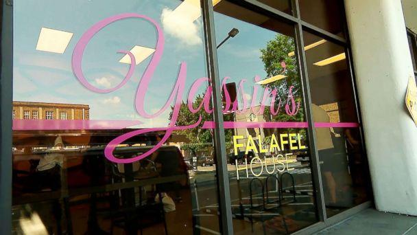 PHOTO: Yassin's Falafel House in Knoxville, Tenn., was picked as a finalist for Reader's Digest Nicest Places in America. (ABC News )