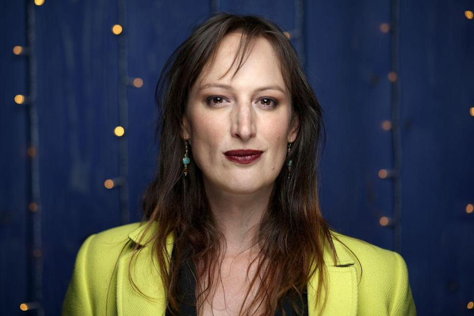 <p>Breaking onto the scene with the Emmy-nominated web series <em>Her Story</em>, you may also know Richards from <em>Mrs. Fletcher</em>, <em>Nashville</em>, and <em>Tales of the City</em>. That first project was groundbreaking because it featured two trans women, Richards and Angelica Ross, in stories that weren't about tragedy or violence, but simply the journey of humanity. </p>