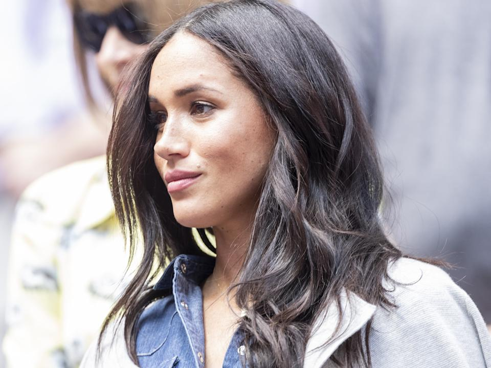 Meghan Markle was at the center of a controversy that led to Sharon Osbourne's departure from