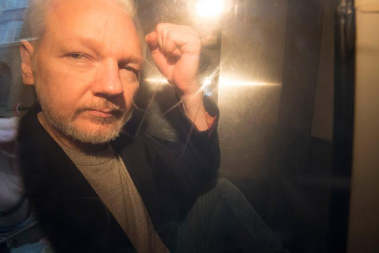 Julian Assange appeals against jail for hiding in embassy as he fights extradition