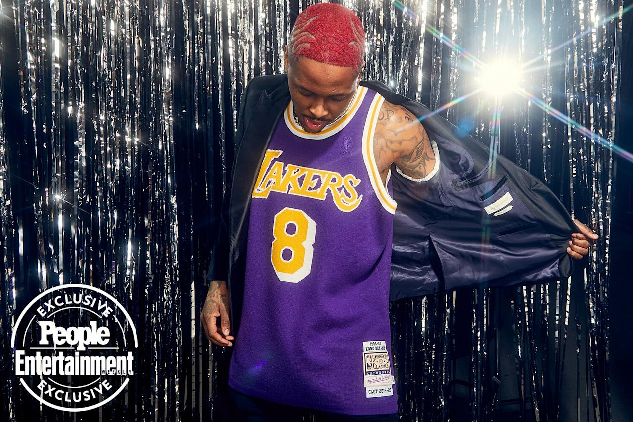 """<a href=""""https://ew.com/tag/yg/"""">YG</a> was one of many musicians who hit up Universal Music Group's <a href=""""https://ew.com/awards/grammys/"""">Grammys</a> after-party, which transformed Rolling Greens (a home and garden store in downtown L.A.) into a huge nightclub. See who else stopped by to snap a pic in our photo booth."""