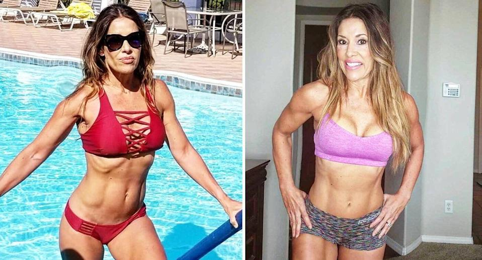 At 51, Laura Heikkila has more body confidence than ever before. [Photo: Instagram]