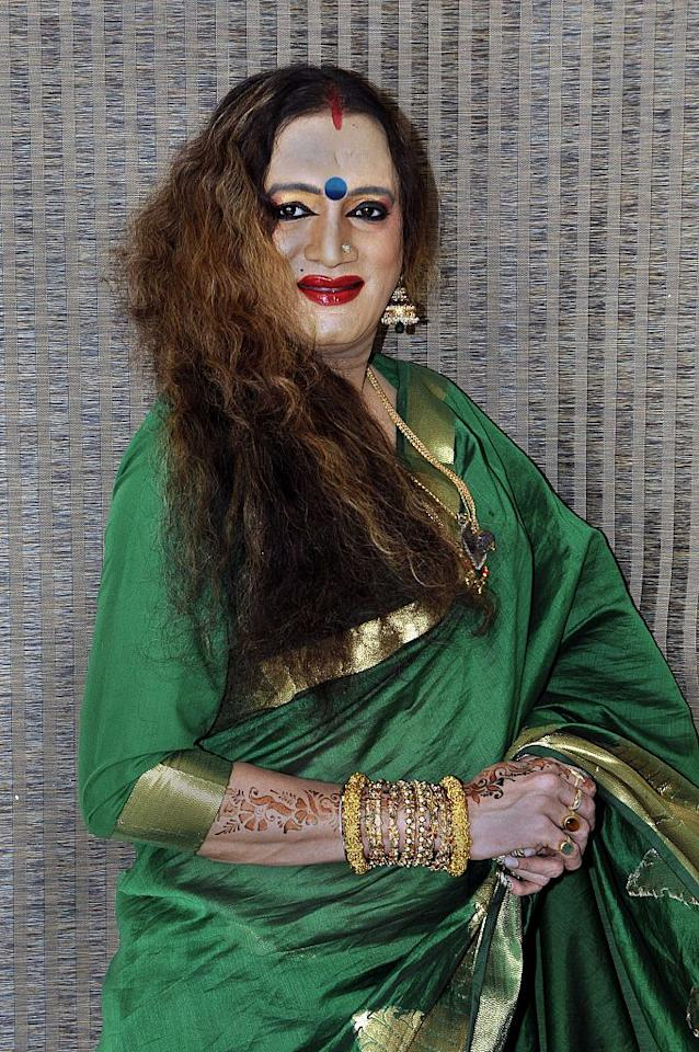 <p>Net worth: Not known<br />Born in 1979 in Thane<br />Occupation: Transgender rights activist, Hindi film actor and Bharatanatyam dancer<br />First transgender person to represent Asia Pacific in the UN in 2008<br />Awarded 'Indian of the Year 2017<br />Source: networthpost.org </p>