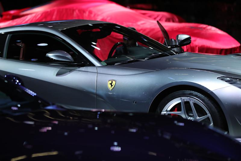 Ferrari's Growth Momentum on Profit, Shipments Slows Down