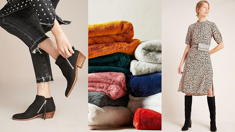 Save on the latest fall fashions and home items with this major sale.