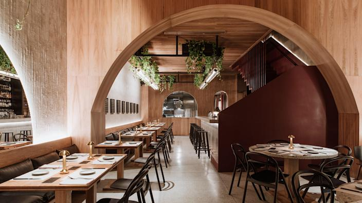 Debut: 5 Solídos Pictured above: ADL, a 5 Solídos-designed restaurant and bar located in Cartagena, Colombia. Read our profile here.