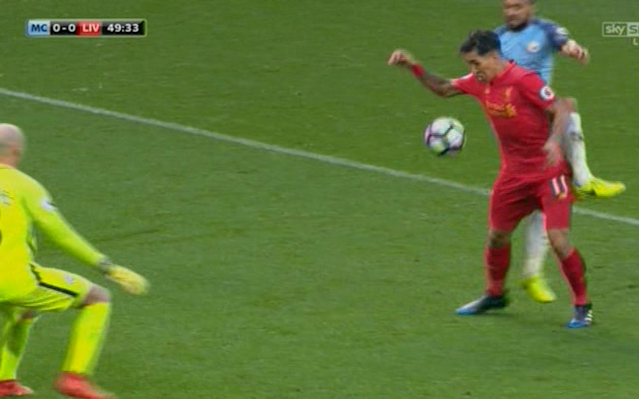 <span>Oliver did get the decision over Liverpool's penalty correct</span>