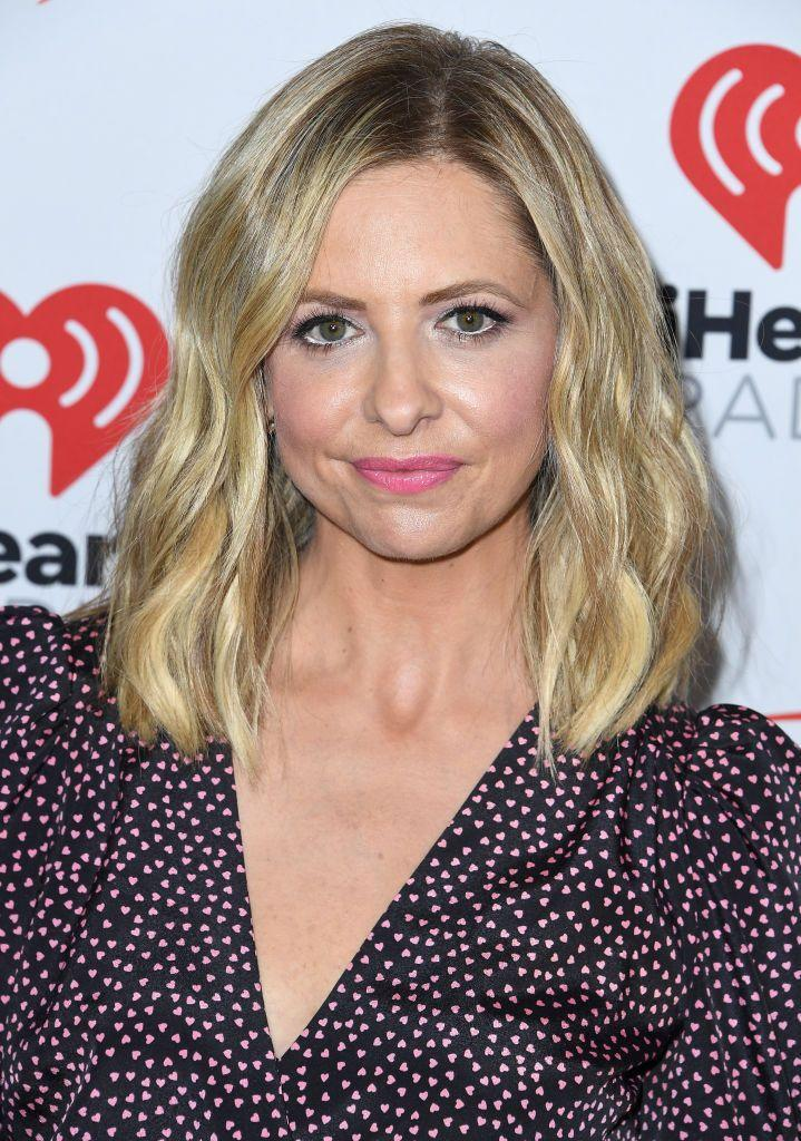 """<p>When Sarah Michelle Gellar earned a role as a student in the Chevy Chase comedy, <em>Funny Farm</em>, she had only previously appeared in minor television roles. Unfortunately, she had to wait a few more years for her big screen debut, as her <a href=""""https://www.hollywood.com/celebrities/huge-stars-who-were-cut-from-movies-60423384/#/ms-22515/17"""" rel=""""nofollow noopener"""" target=""""_blank"""" data-ylk=""""slk:scenes were deleted in post-production"""" class=""""link rapid-noclick-resp"""">scenes were deleted in post-production</a>. </p>"""