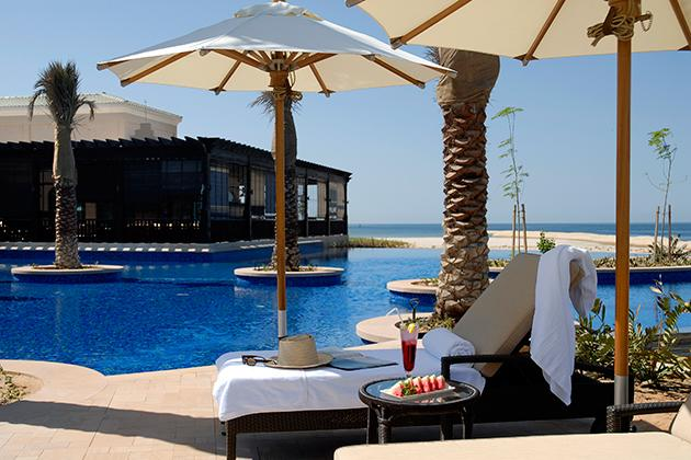"<div class=""caption-credit""> Photo by: Courtesy of Desert Island Resort & Spa by Anantara</div><div class=""caption-title""></div><b>Desert Islands, Abu Dhabi <br></b> <br> <b>Where to stay:</b> <a rel=""nofollow"" href=""http://desertislands.anantara.com/"" target=""_blank"">Desert Island Resort & Spa by Anantara</a> <br> <br> <b>Why we love it:</b> Located on the little-known island of Sir Bani Yas, the property sits between rolling sanddunes and the gorgeous Arabian Gulf. Villas have private pools and direct beach access. <br> <br> <b>What you'll do there:</b> Have a private candlelit dinner on the beach, a couples' massage overlooking the Arabian Gulf, or ride an Arabian horse at the Sir Bani Yas Stables. <br> <br> <b>Rates:</b> start at $518 per night in a Deluxe Seaview Room"