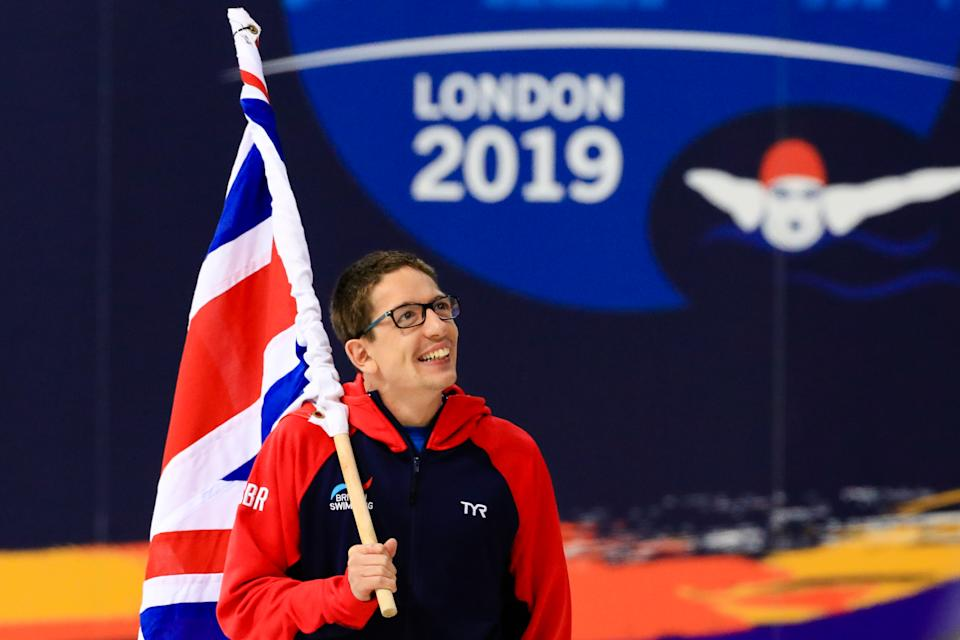 Edinburgh swimmer Scott Quin has defied odds and expectations since birth (Picture: Georgie Kerr/British Swimming)