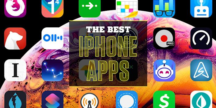 """<p>Smartphones are ubiquitous these days, which means our devices have grown to become the center of our lives, fusing together work and play. We not only keep our eyes peeled for the latest <a href=""""https://www.popularmechanics.com/technology/apps/a33488125/trump-tiktok-ban/"""" rel=""""nofollow noopener"""" target=""""_blank"""" data-ylk=""""slk:social media sites"""" class=""""link rapid-noclick-resp"""">social media sites</a> and mobile games, but also seek out learning apps, productivity tools, and <a href=""""https://www.popularmechanics.com/preview/eyJpZCI6IjU2ZDI0Zjk4LWUxZmItNDhiMC1hYmZlLWIxNWMyMWM4YjliNiIsInR5cGUiOiJjb250ZW50IiwidmVyc2lvbiI6MCwidmVyc2lvbmVkIjpmYWxzZSwidmVyc2lvbl9jcmVhdGVkX2F0IjoiIn0=/"""" rel=""""nofollow noopener"""" target=""""_blank"""" data-ylk=""""slk:privacy features."""" class=""""link rapid-noclick-resp"""">privacy features.</a> </p><p>Luckily, there are apps for all of those things—and we've made the hunt easier for you. These are our 35 favorite apps that you can download from the App Store right now.<br></p>"""