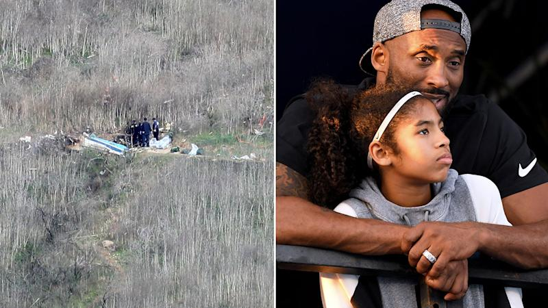 Kobe and Gianna Bryant were among nine people killed in a Southern California helicopter crash.